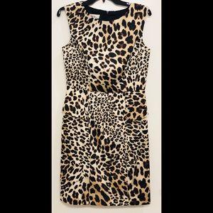 ALYX Leopard Print Shift Dress